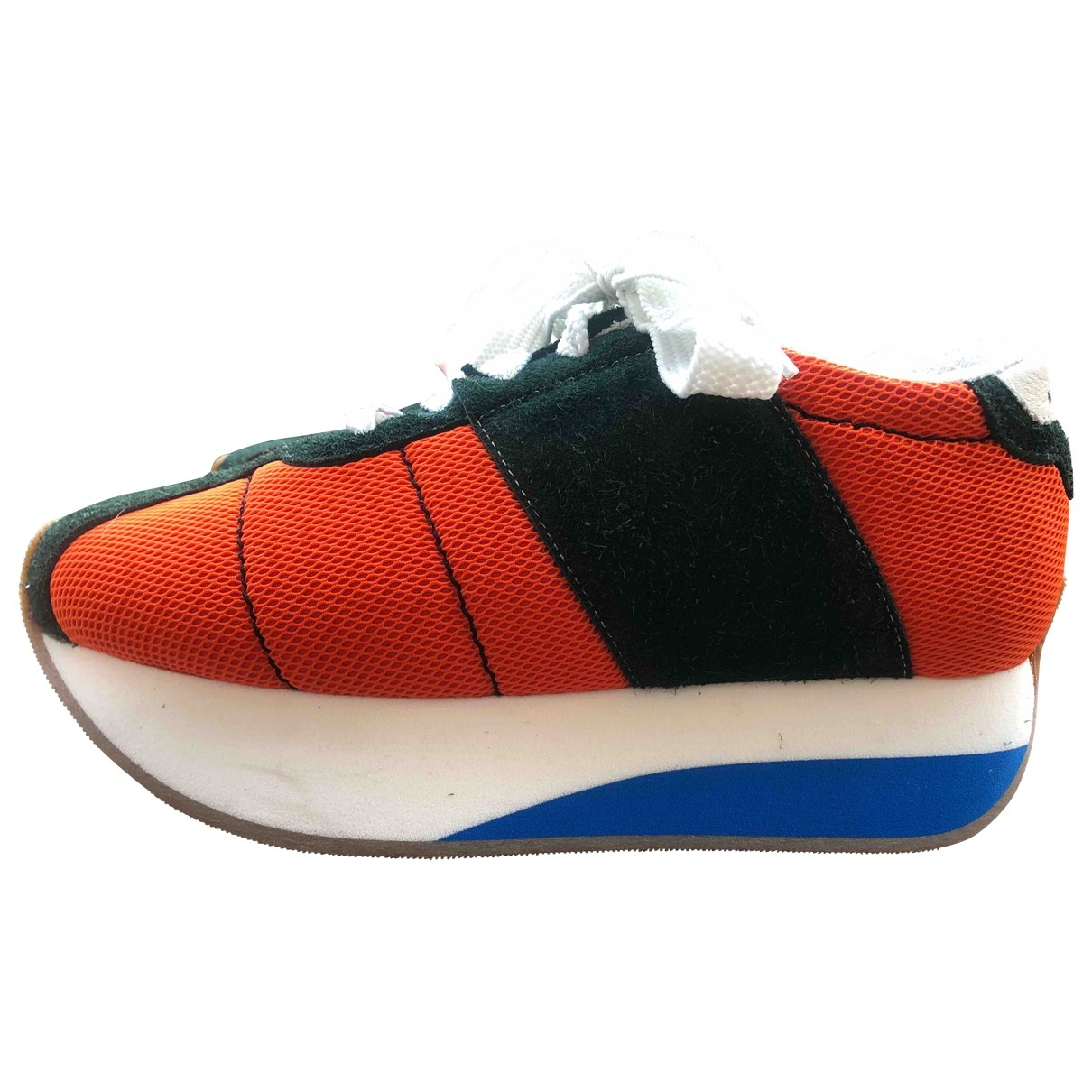 Marni \N Multicolour Suede Trainers for Women 40 EU