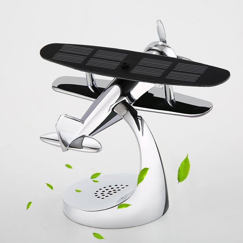 Creative Airplane Aodel Design Car Dashboard Decorations