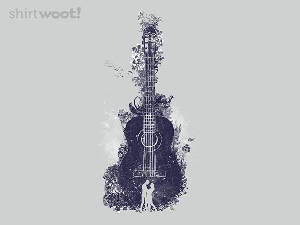 Love Tune T Shirt