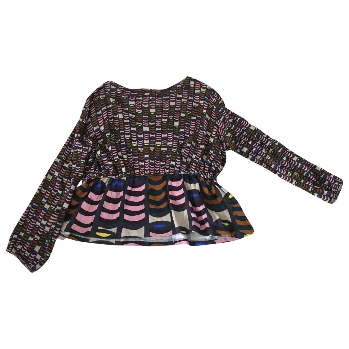 Mina Perhonen \N Pullover in  Bunt Baumwolle