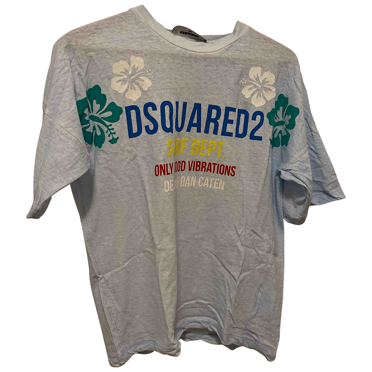 Dsquared2 \N Blue  top for Women XS International