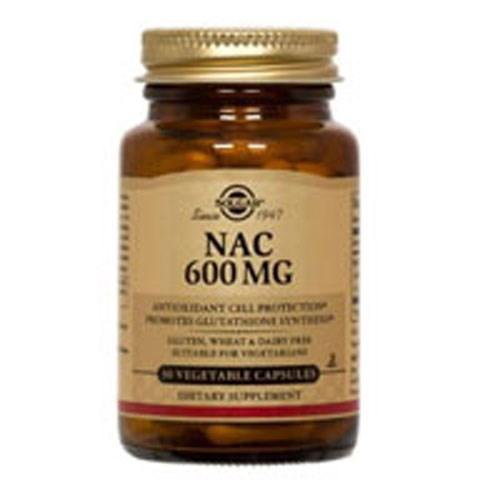 NAC 30 V Caps by Solgar