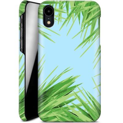 Apple iPhone XR Smartphone Huelle - Aloe von Mukta Lata Barua