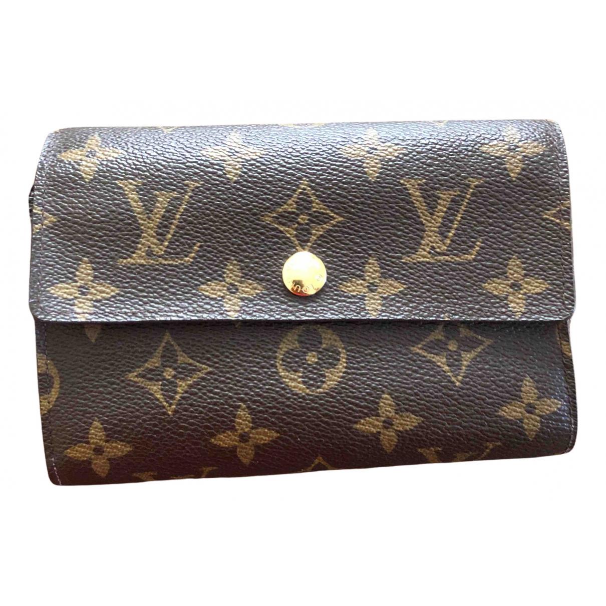 Cartera Virtuose de Lona Louis Vuitton