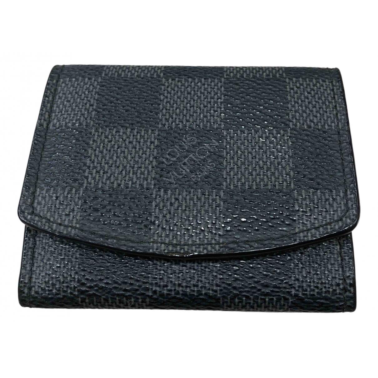 Louis Vuitton - Objets & Deco   pour lifestyle en toile - noir