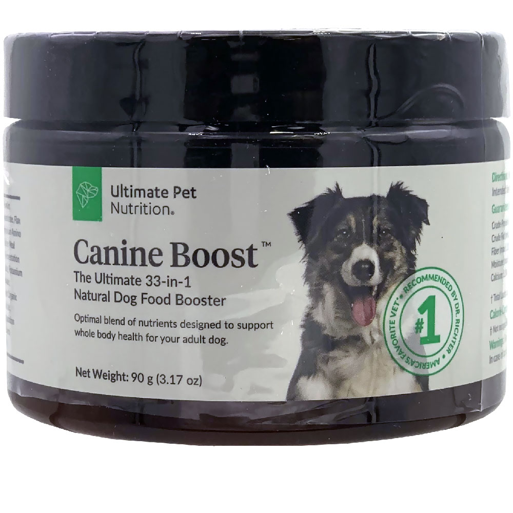 Ultimate Pet Nutrition Canine Boost Powder (3.17 oz)