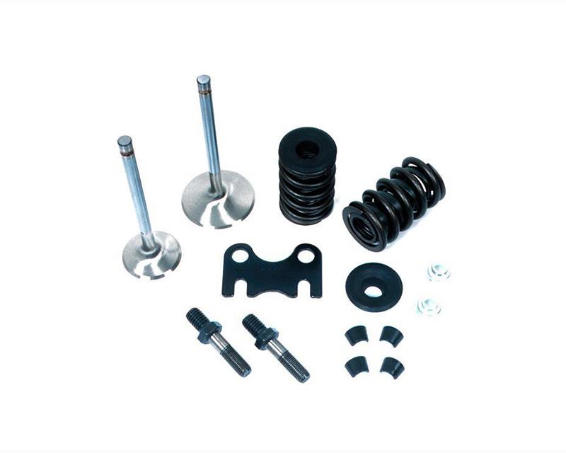 Dart 28223000F Small Block Ford Parts Kits 2.05/1.60 1.550D 10-Degree Locks, Retainers