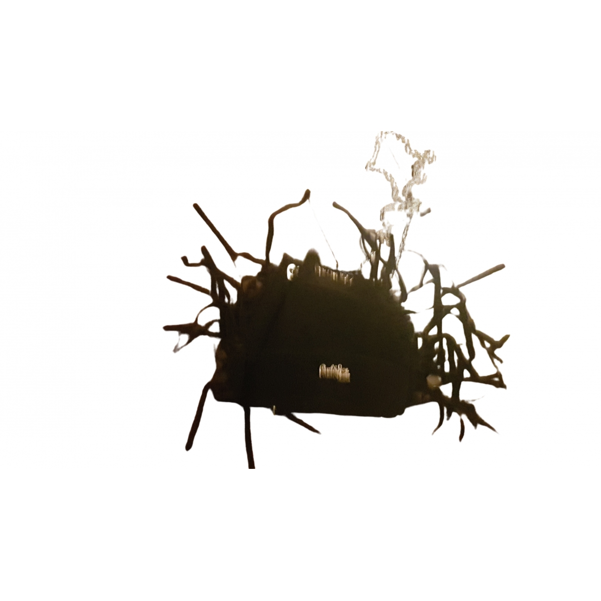 Paul & Joe \N Black Suede handbag for Women \N