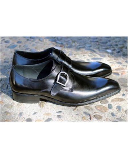 Mens Emerald Slip On Carrucci Shoe