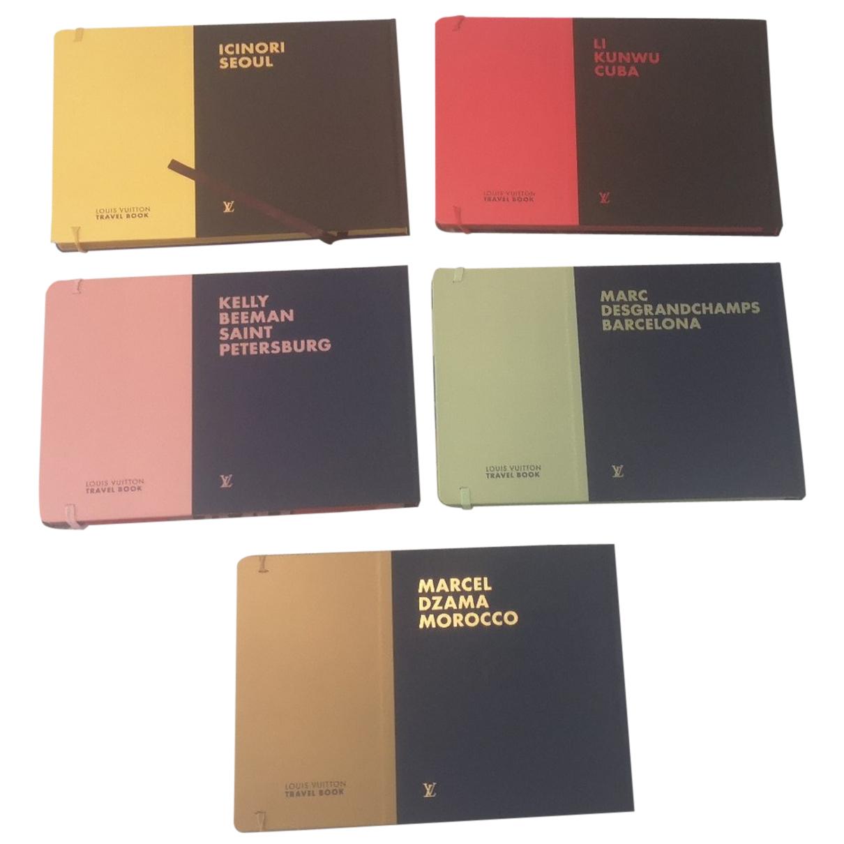 Louis Vuitton - Art   pour lifestyle en autre - multicolore