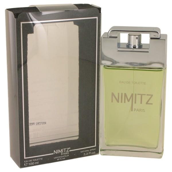 Yves De Sistelle - Nimitz : Eau de Toilette Spray 3.4 Oz / 100 ml