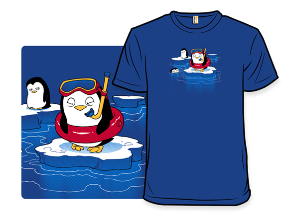Poorly Prepared Penguin T Shirt