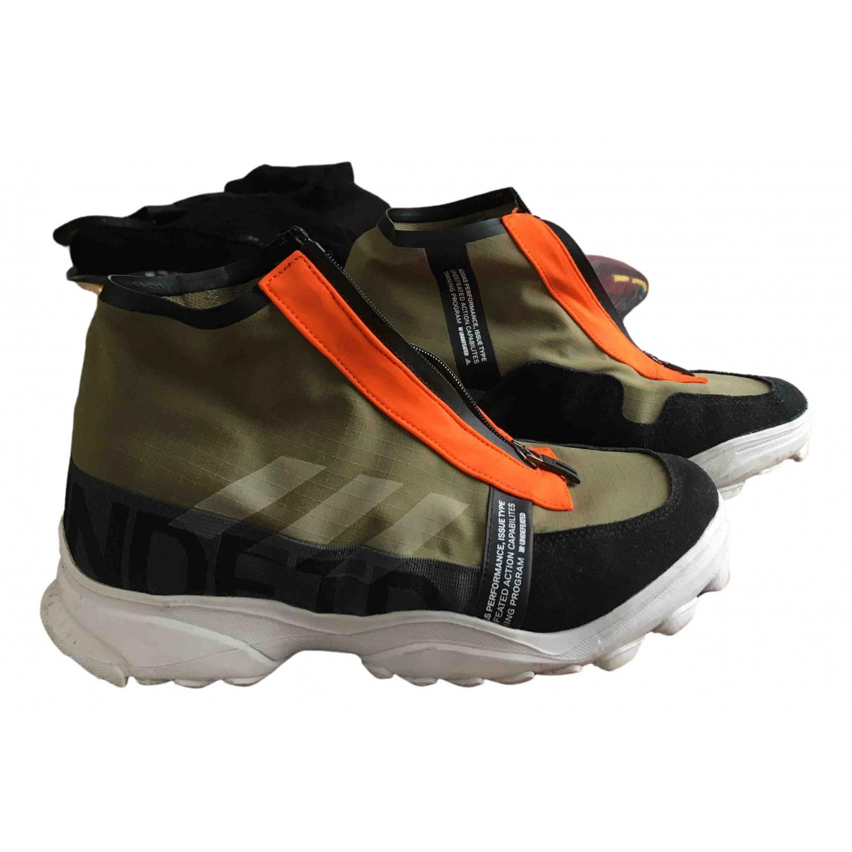 Adidas \N Sneakers in  Khaki Polyester