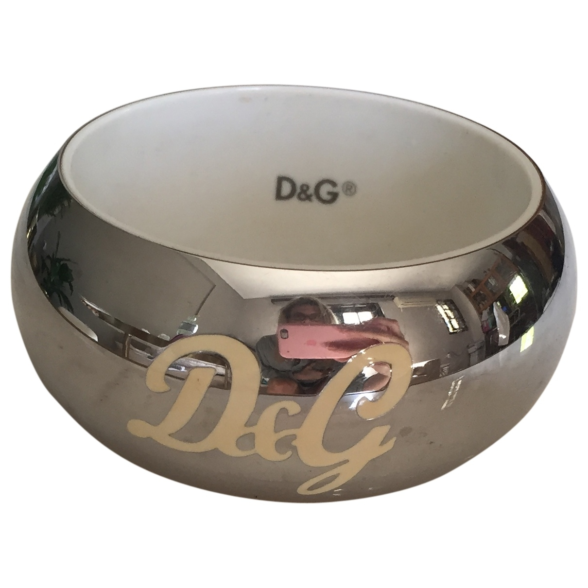 D&g \N Armband in  Silber Metall