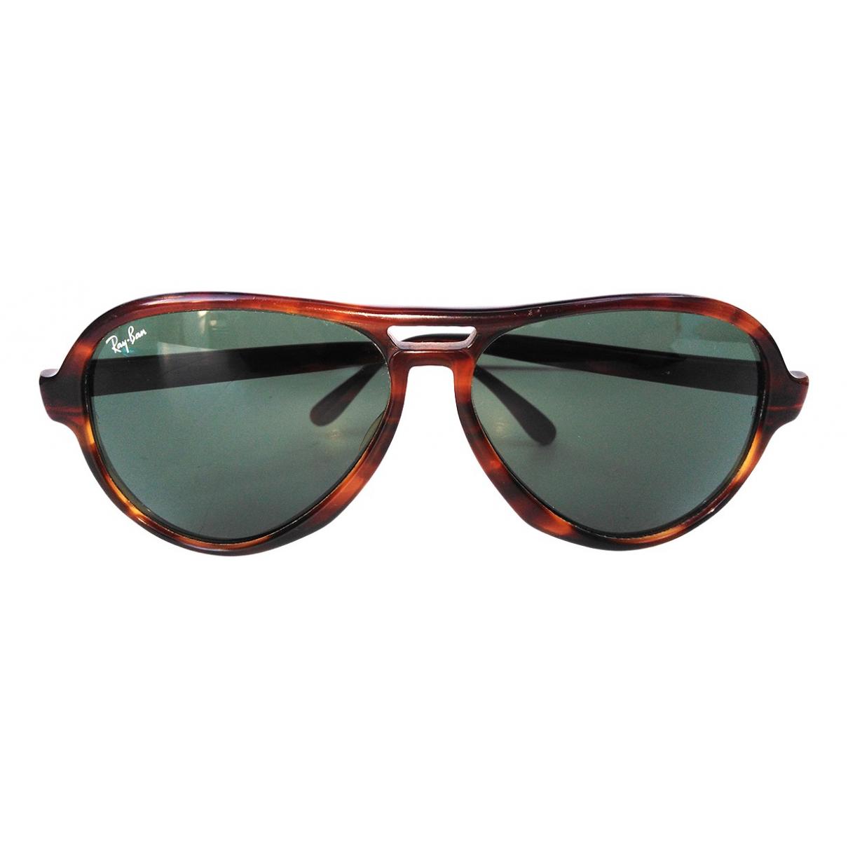Ray-ban Aviator Multicolour Sunglasses for Men \N