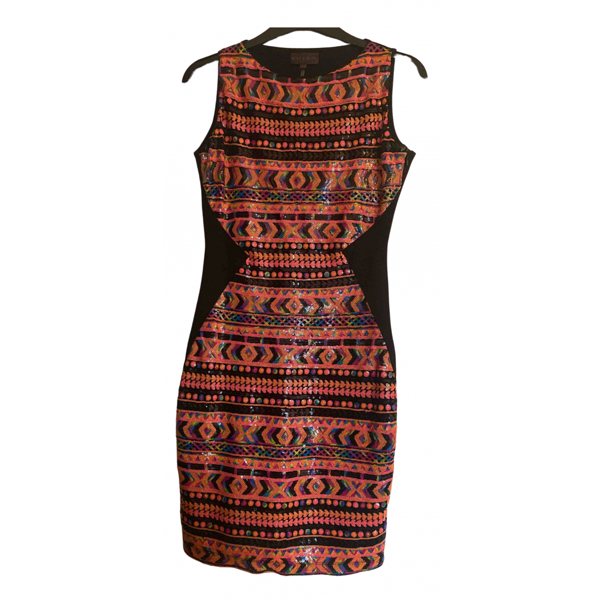 Hale Bob N Multicolour Glitter dress for Women XS International