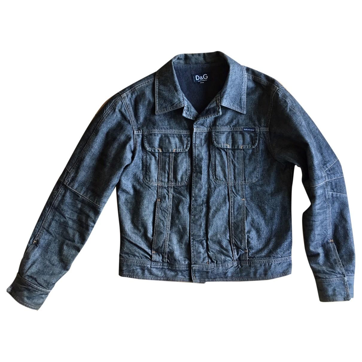 D&g \N Denim - Jeans jacket  for Men L International