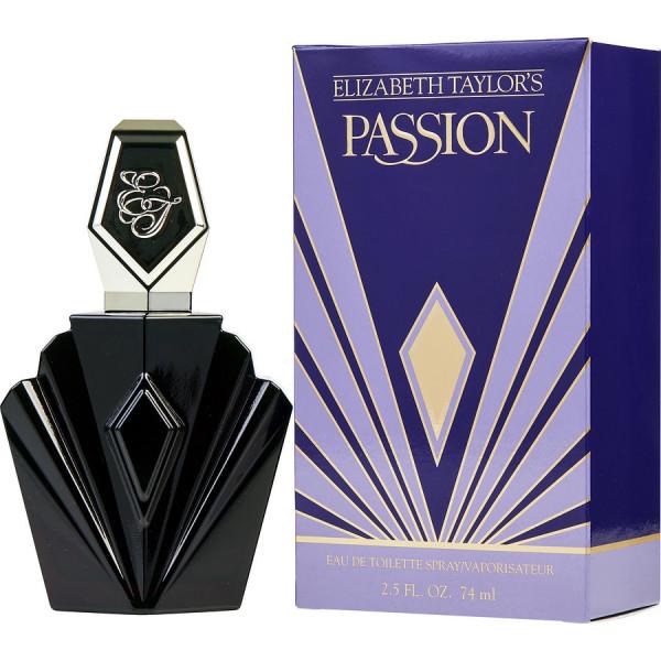 Passion - Elizabeth Taylor Eau de Toilette Spray 75 ML