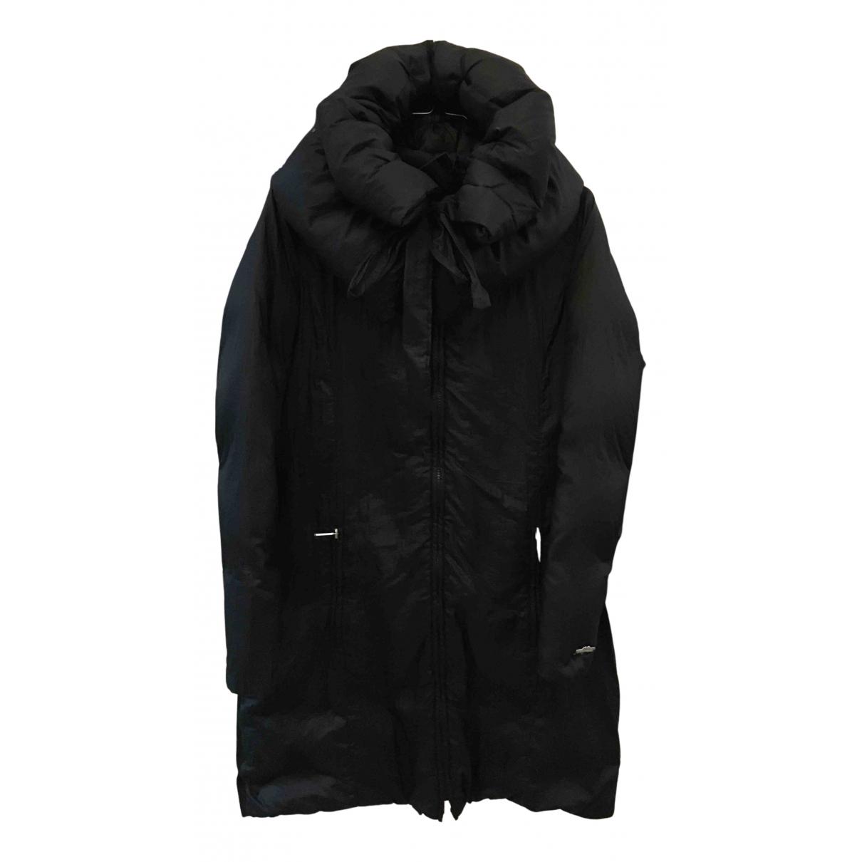 Twin Set - Manteau   pour femme - noir