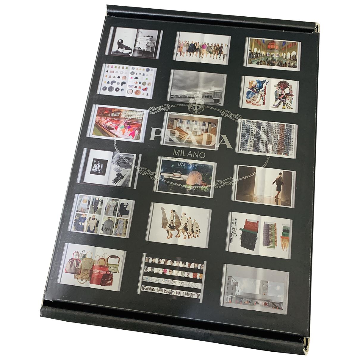 Prada - Art   pour lifestyle en coton - multicolore