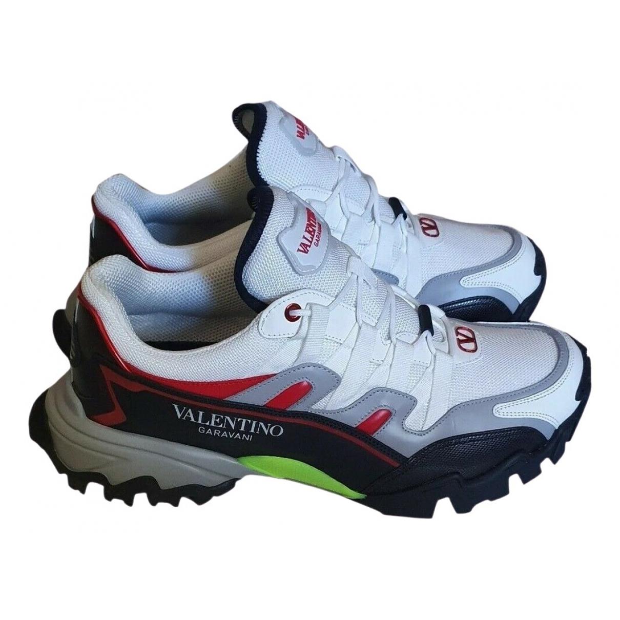Valentino Garavani \N Sneakers in  Bunt Leder