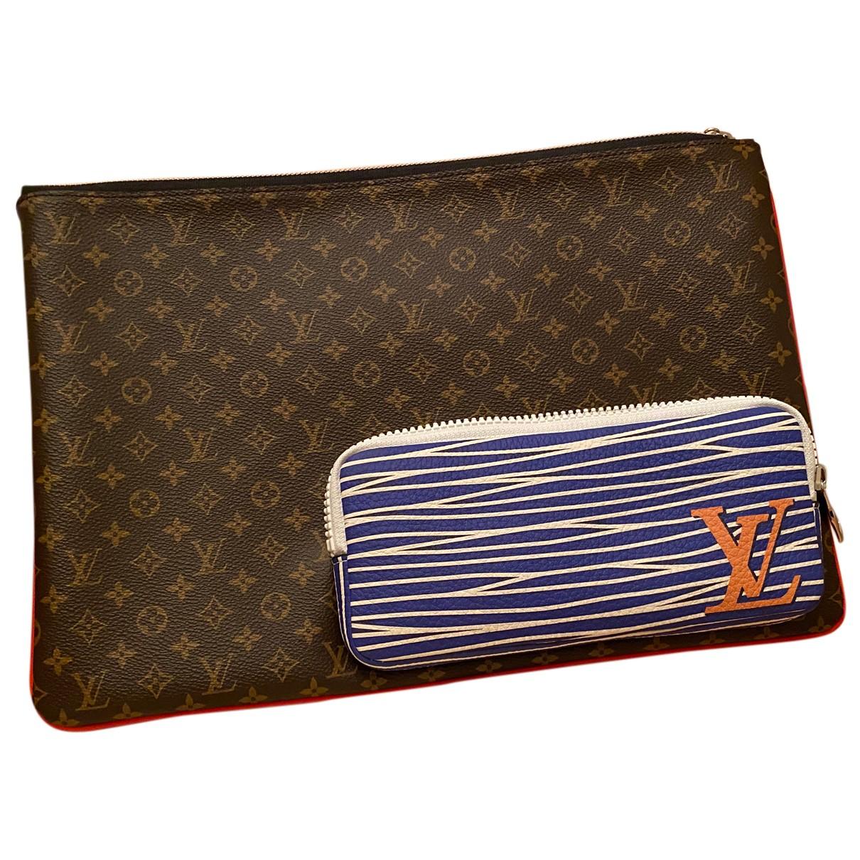Louis Vuitton N Cloth handbag for Women N