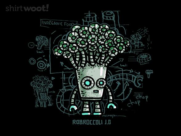 Inorganic Foods - Robroccoli T Shirt
