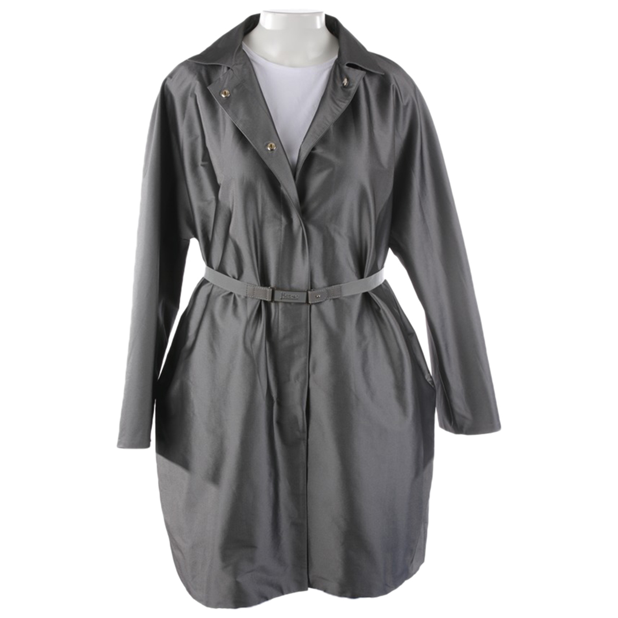 Herno \N Blue jacket for Women 36 FR