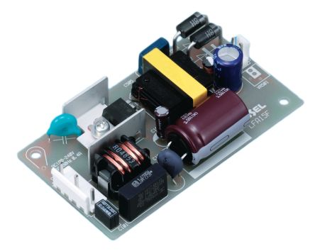 Cosel , 15W Switching Power Supply, 5V dc, Open Frame