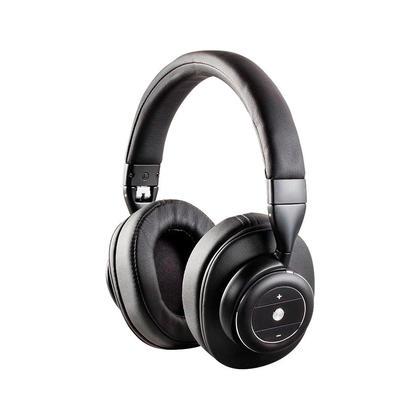 SonicSolace bruit actif bluetooth bluetooth au-dessus des écouteurs d'oreille, noir - Monoprice®