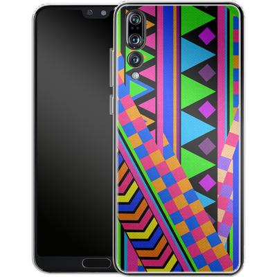 Huawei P20 Pro Silikon Handyhuelle - NEON von Bianca Green