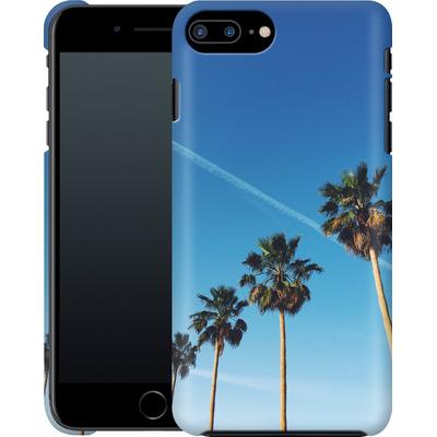 Apple iPhone 7 Plus Smartphone Huelle - Palm Tree Paradise von Omid Scheybani