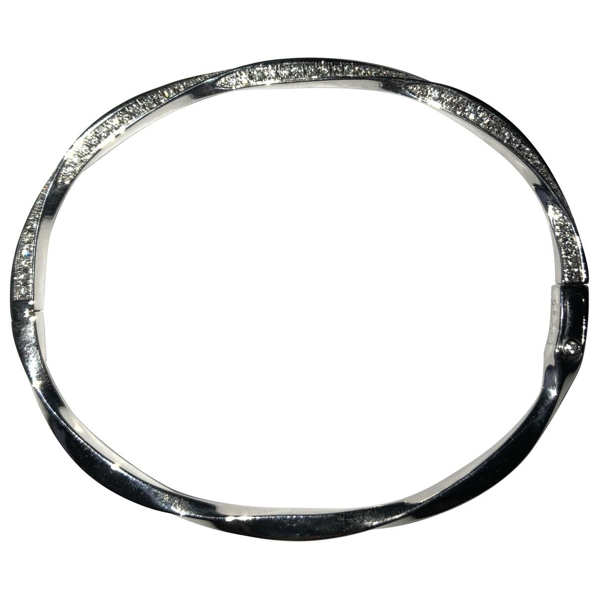 Graff - Bracelet   pour femme en or blanc - argente