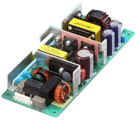 Cosel , 103W Embedded Switch Mode Power Supply (SMPS), 24V dc, Open Frame, Medical Approved