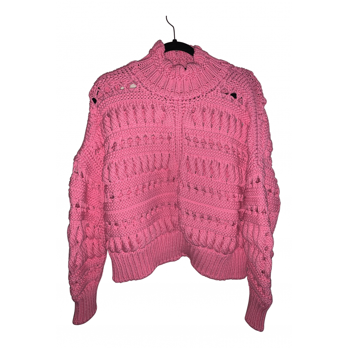 Isabel Marant - Pull   pour femme en coton - rose