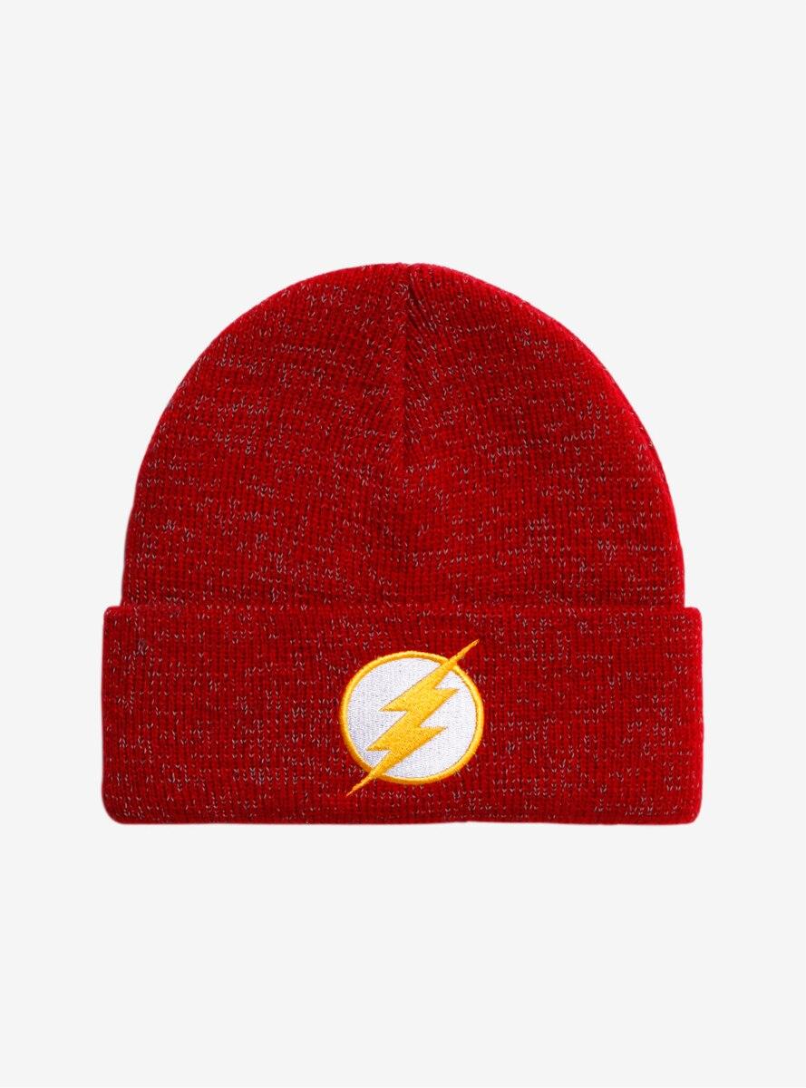 DC Comics The Flash TV Logo Beanie