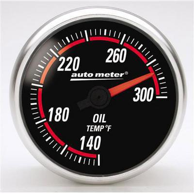 Auto Meter Nexus Oil Temperature Gauge - 6456