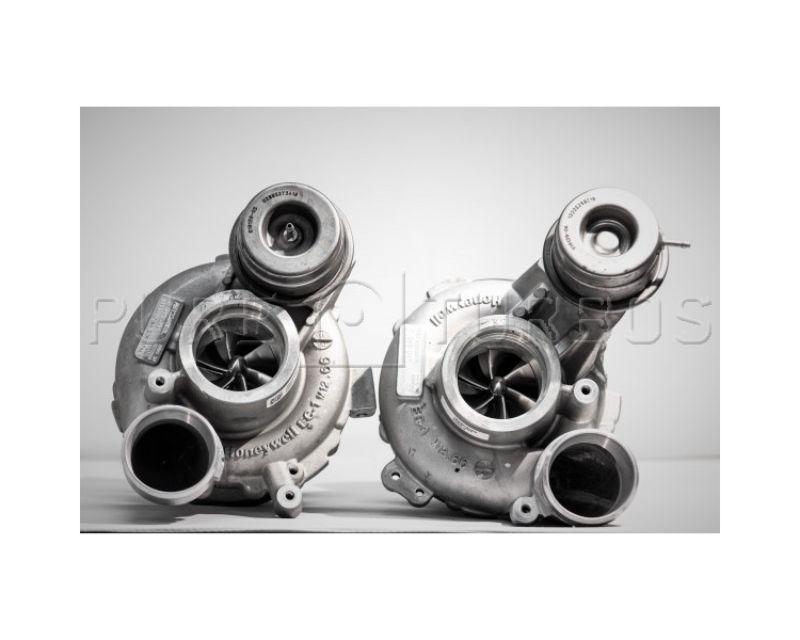 Pure Turbos PRSTG2-TRBO-BMWS63TU PURE Upgrade Turbos Stage 2 BMW S63 X5M   X6M TU