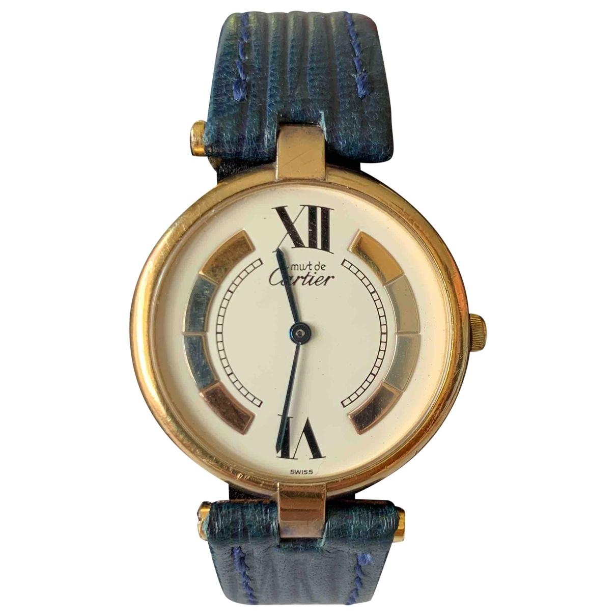 Relojes Must Trinity de Bermellon Cartier