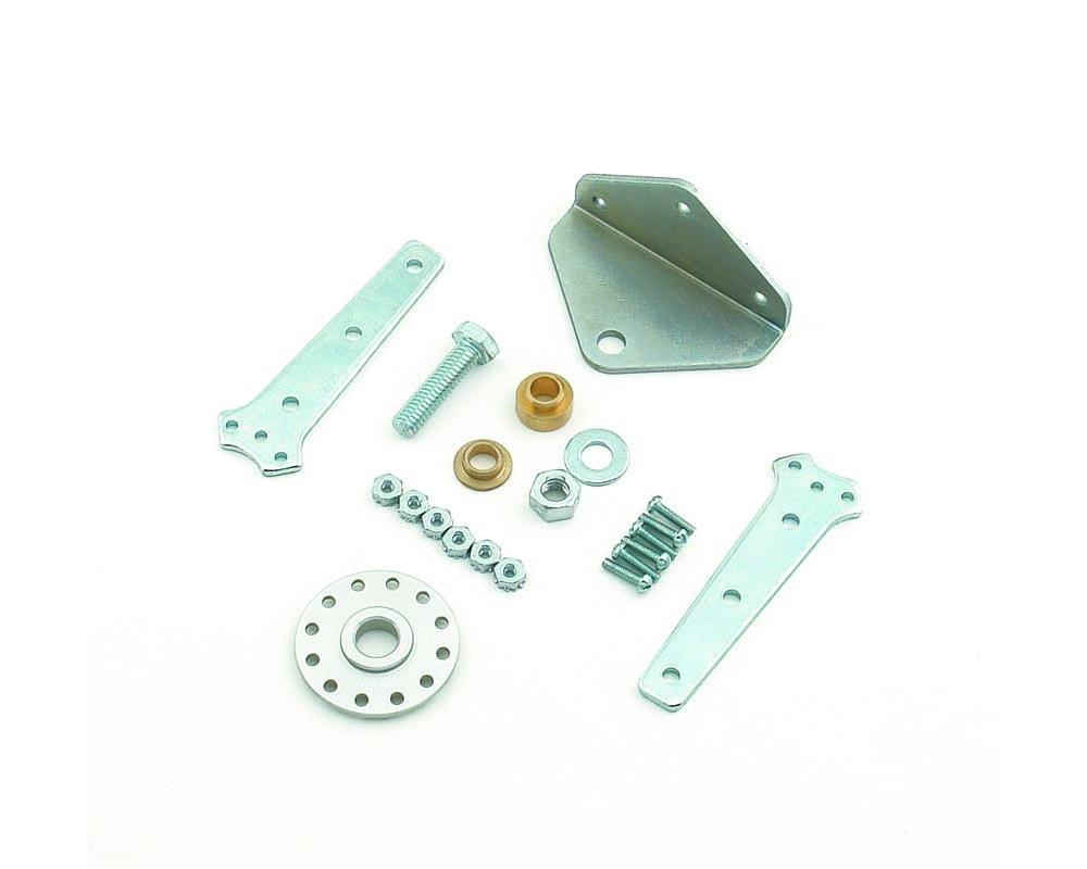 Mr. Gasket Throttle Linkage Bell Crank Kit - Universal