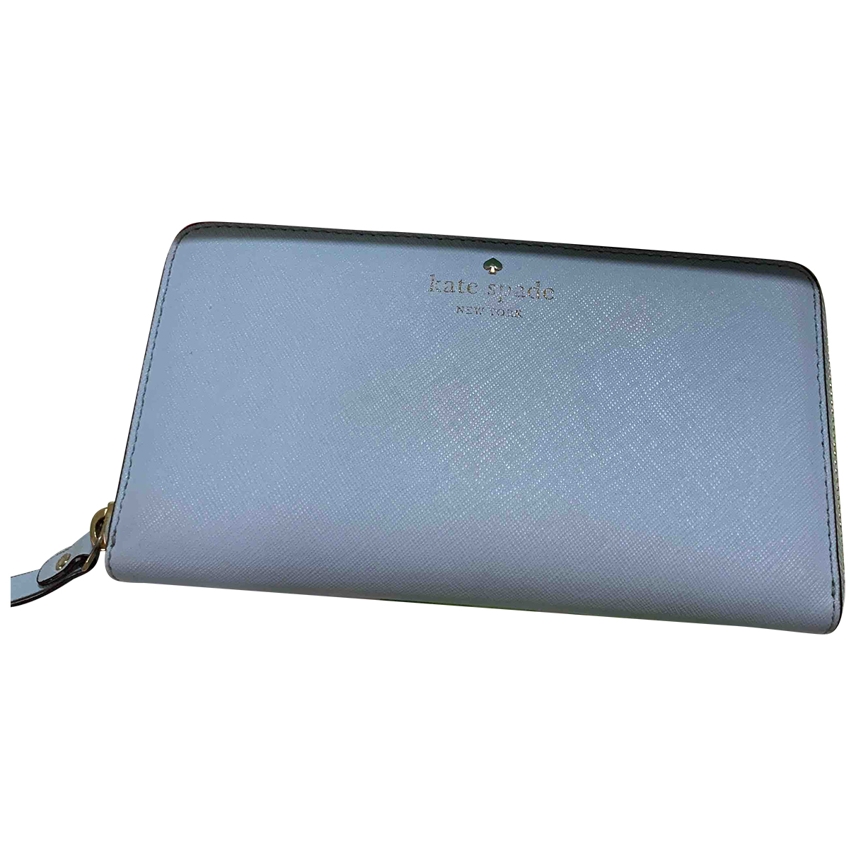 Kate Spade \N Blue Leather Purses, wallet & cases for Women \N