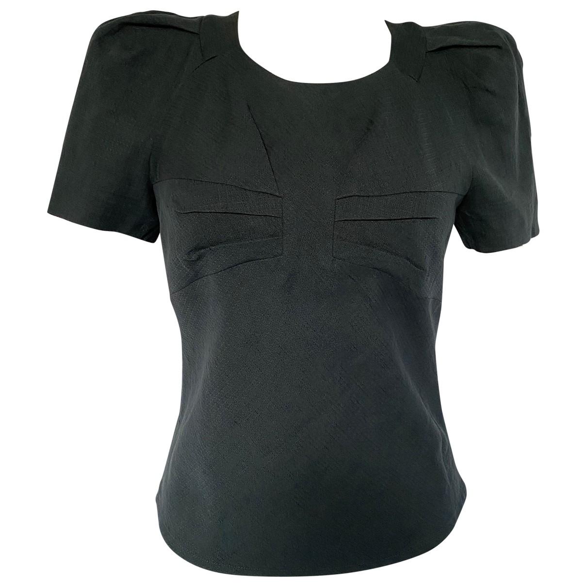 Isabel Marant \N Blue Linen  top for Women 1 US
