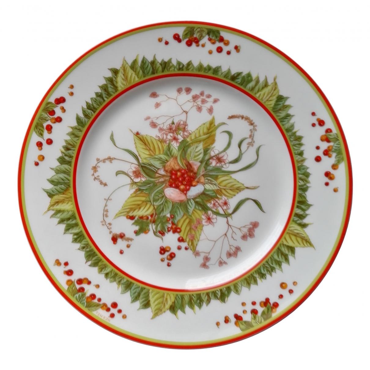 Hermes - Arts de la table   pour lifestyle en porcelaine - multicolore