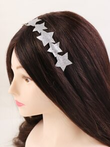 Star Decor Hair Hoop