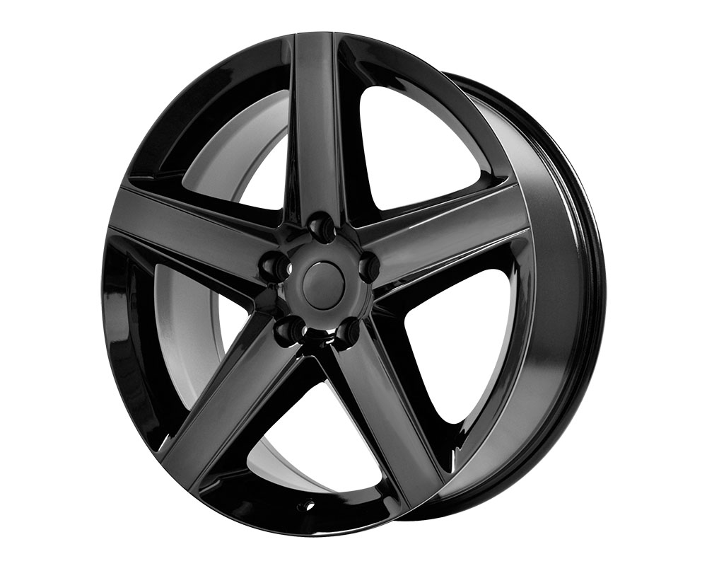 OE Creations 129B-217350 PR129 Wheel 20x10 5x5x127 +50mm Gloss Black