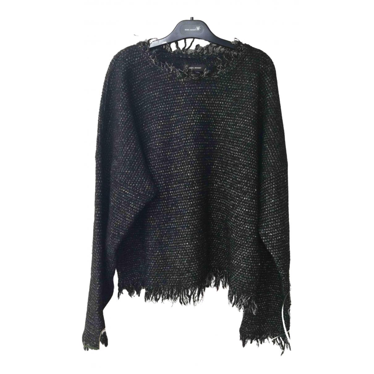 Isabel Marant - Pull   pour femme en laine - noir