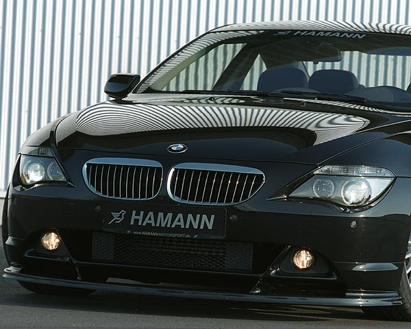 Hamann 10 063 200 Front Spoiler BMW M6 05-10