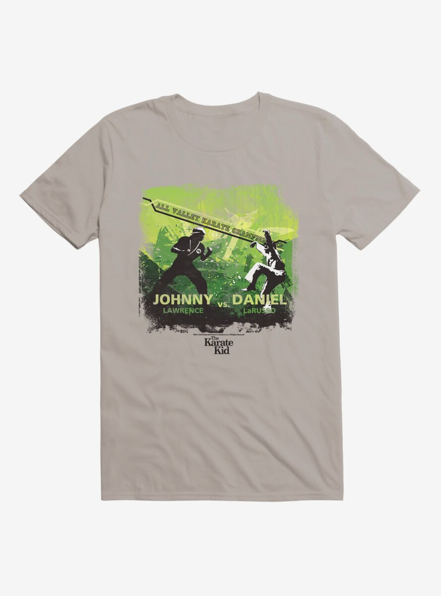 The Karate Kid Johnny Vs. Daniel T-Shirt