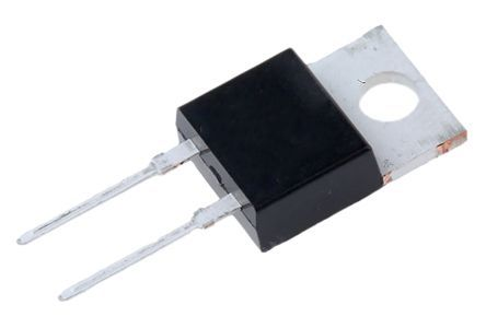 STMicroelectronics 600V 8A, Silicon Junction Diode, 2-Pin TO-220AC STTH8R06DIRG (5)