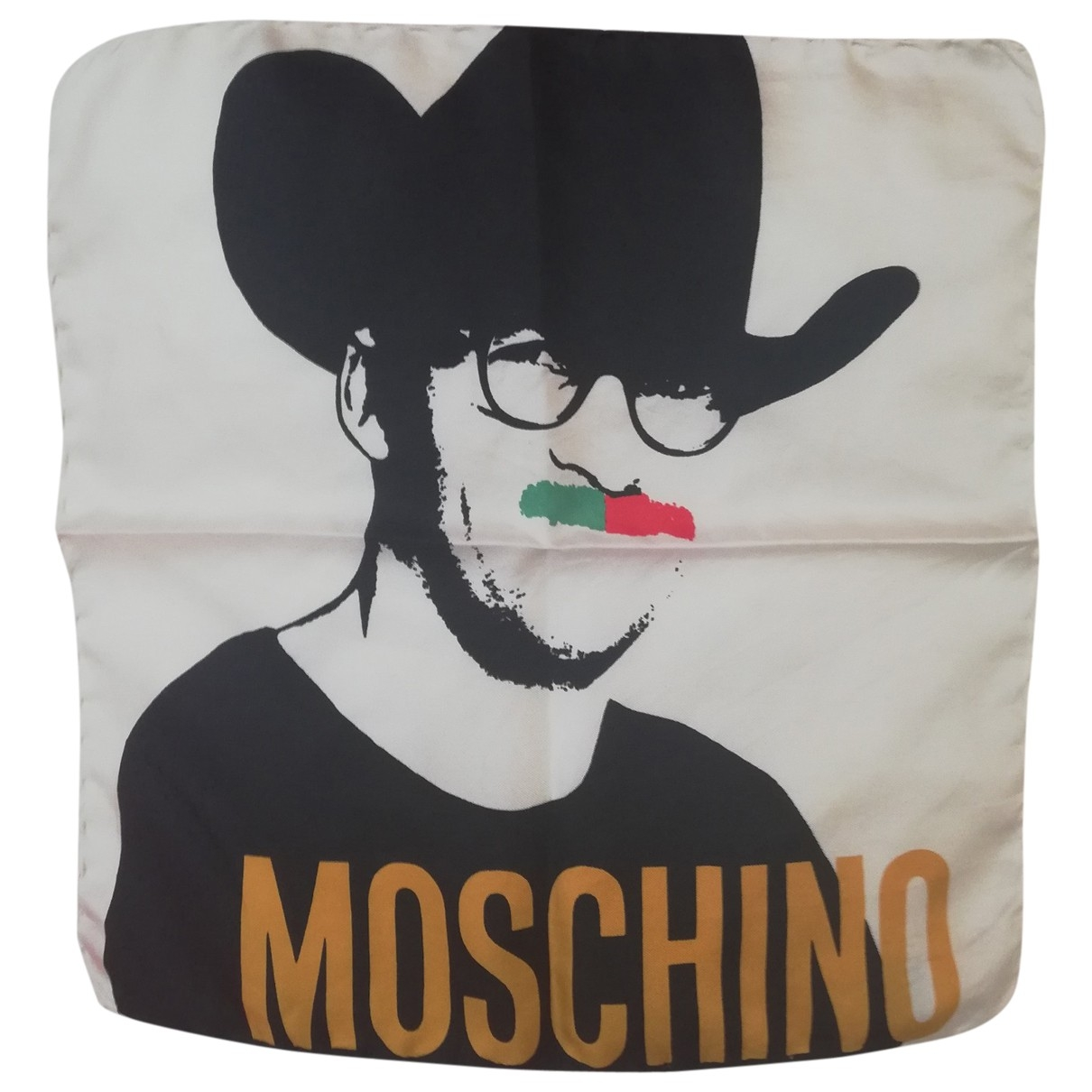Moschino Cheap And Chic \N Silk scarf for Women \N